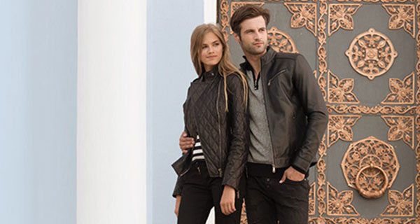 GIORGIO DI MARE LEATHER FOR HIM & HER