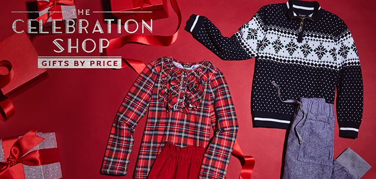 Kids' Gifts by Price