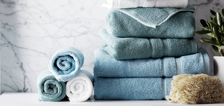 Up to 80% Off Bath Towels to Robes