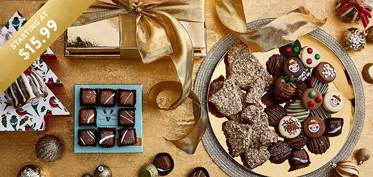 Gourmet Chocolates & More Sweets