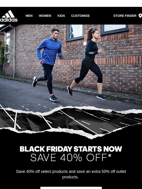 Early Access to Black Friday starts now