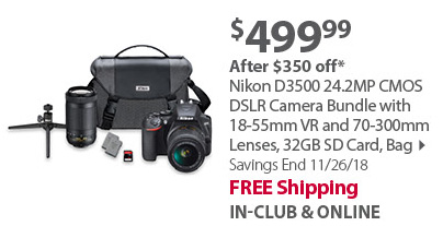 https://www.bjs.com/product/nikon-d3500-242mp-cmos-dslr-camera-bundle-with-18-55mm-vr-and-70-300mm-lenses-32gb-sd-card-bag/3000000000001403559