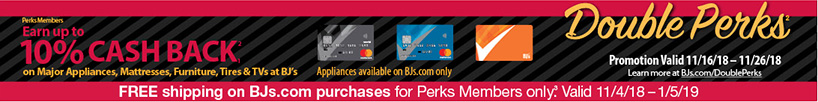 Double Perks PLUS Free Shipping