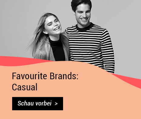 Favourite brands: Casual