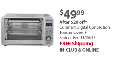Cuisinart Digital Convection Toaster Oven