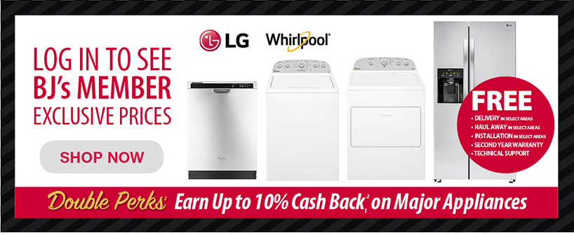 Major Appliance Up to 40% Off Major Appliances Pick Up from Page 12 of the Black Friday Mailer