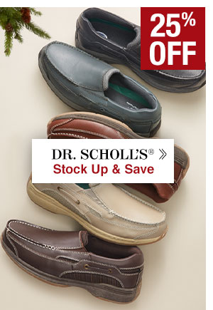 Shop Men's Dr.Scholl's Shoes!