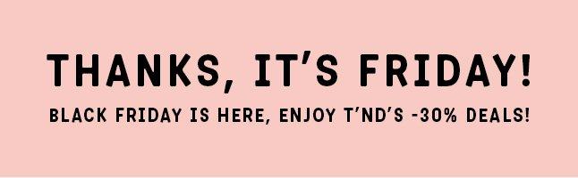 Tumble N Dry De 24h Black Friday Deals 30 Milled