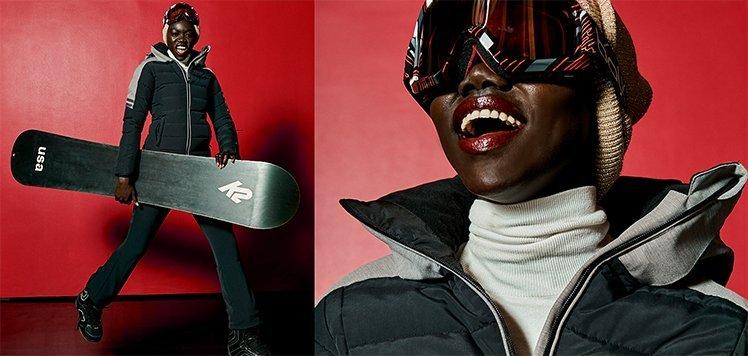 Ski-Trip Staples With Spyder