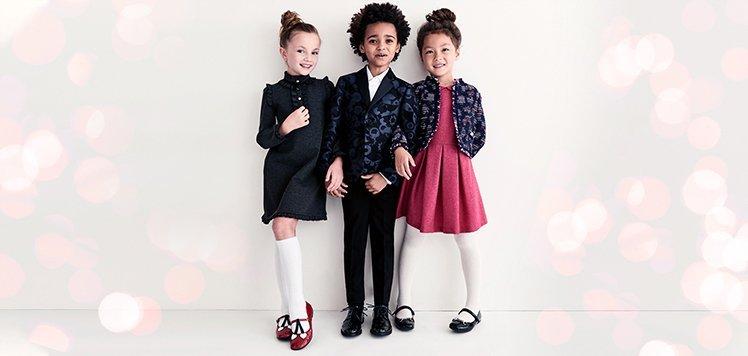 Kids' Seasonal Style
