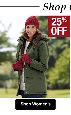 Shop Women's Coats!