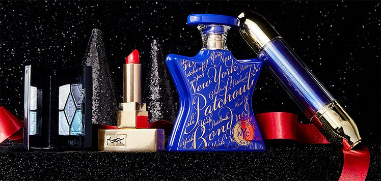 Your Holiday Beauty Haul With Guerlain