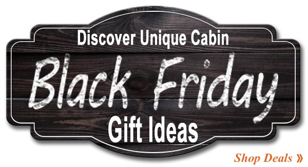 Best Holiday Gift Ideas  sc 1 st  Milled & The Cabin Place Inc: Unique Black Friday Cabin Gift Ideas   Milled