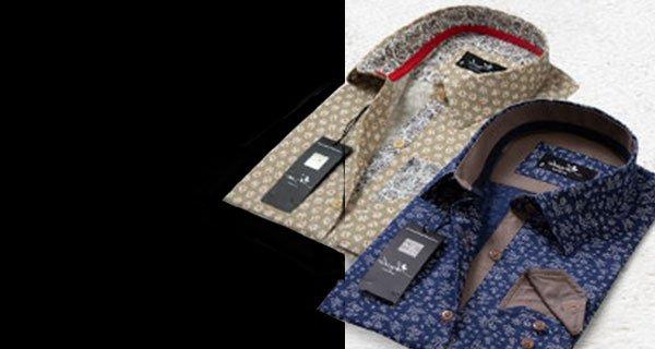 AMEDEO DRESS SHIRTS