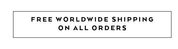FREE WORLD SHIPPING