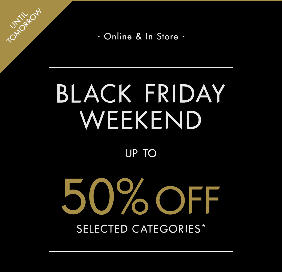 434ebf7b72 Guess  Black Friday Weekend  up to 50% off!
