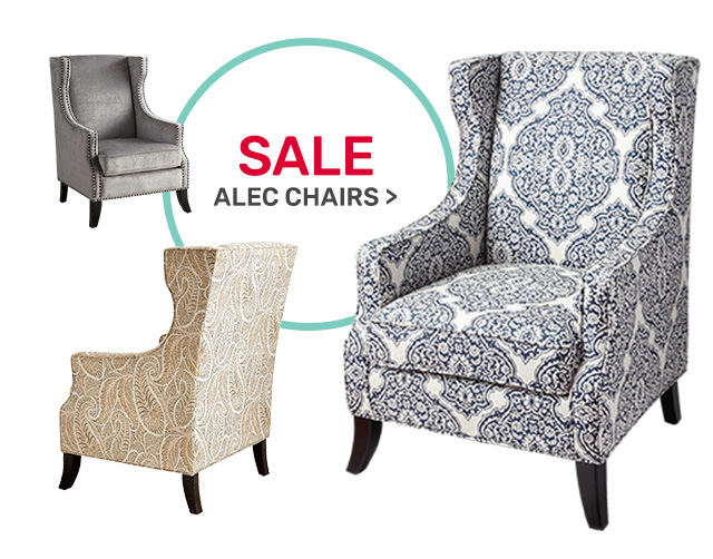 Shop Alec Chairs now on sale.