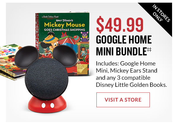 google home compatible golden books