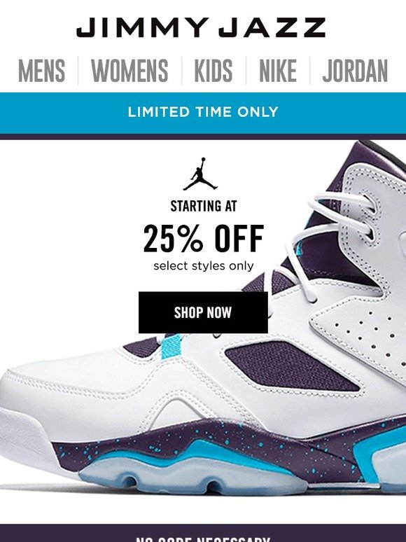 size 40 2fdc8 3ba46 Jimmy Jazz  Jordan Sale Starting at 25% OFF   Milled