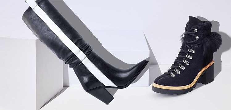 Sigerson Morrison & More On-Trend Shoes