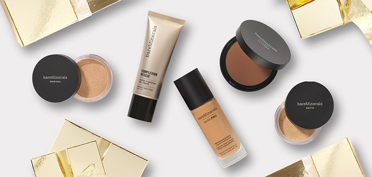 bareMinerals: 30% Off Clean Beauty Products