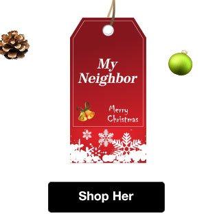 Shop For Neighbors!