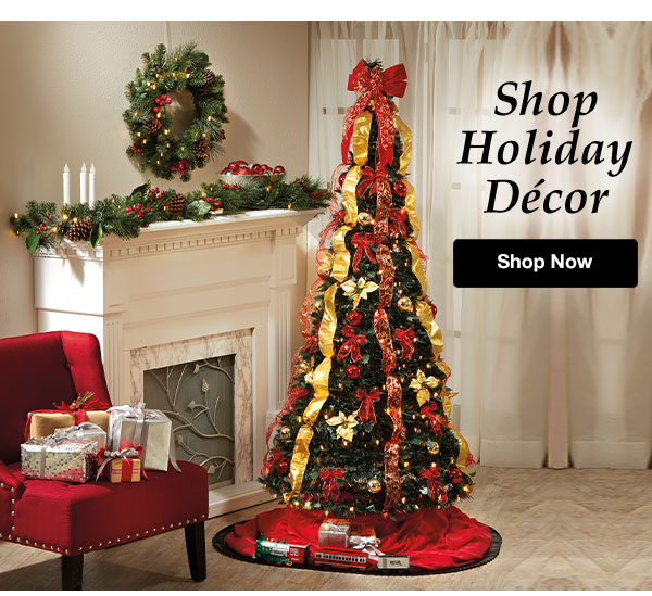 Shop Holiday Décor!