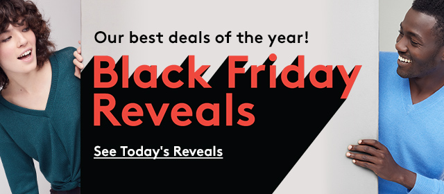 Our best deals of the year! | Black Friday Reveals | See Today's Reveals