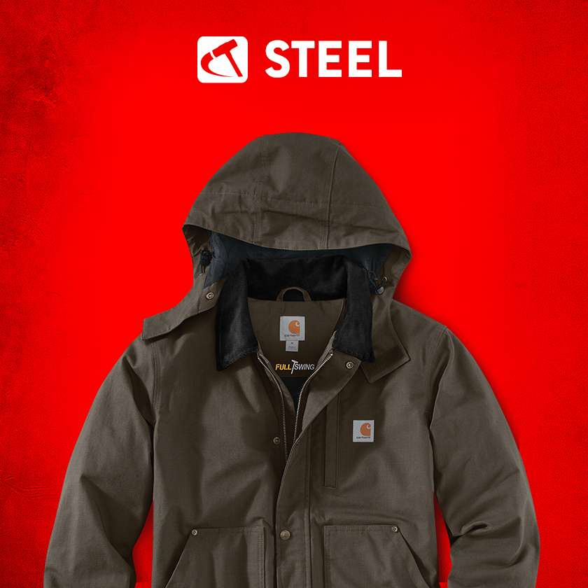 SHOP STEEL COLLECTION