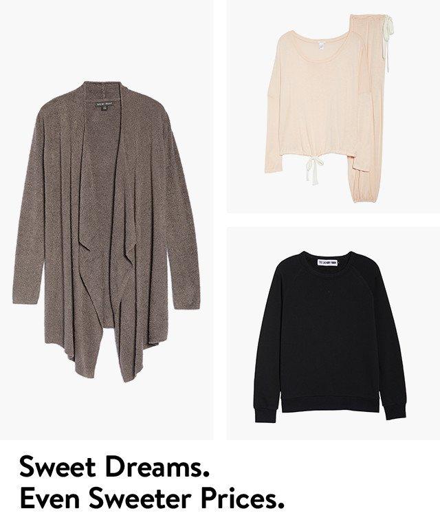 Women's sleepwear on sale.