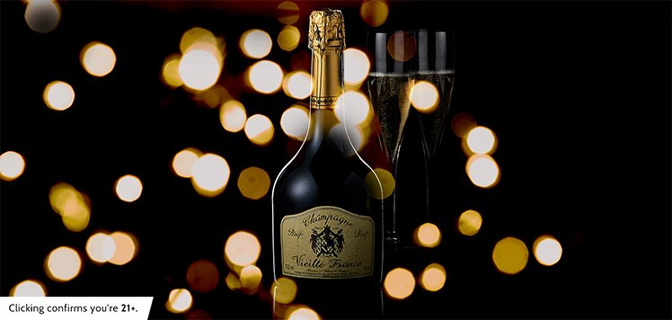 92-Point French Champagne