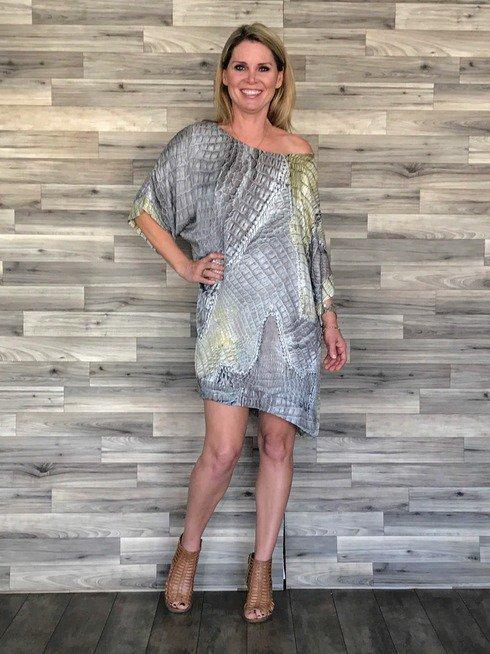 Sofia Collections LLC: Sofia's Beautiful Italian Silk Dress