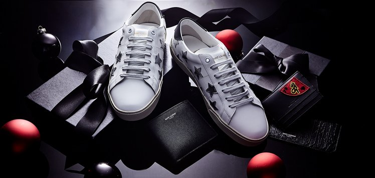 New Styles: Saint Laurent