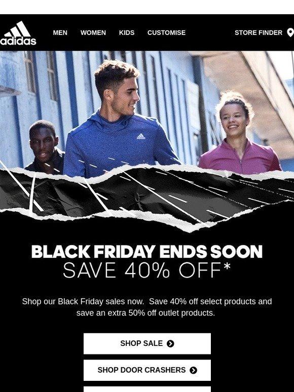 52cb8cf6fcc1b adidas Canada: The Black Friday sale is ending soon | Milled