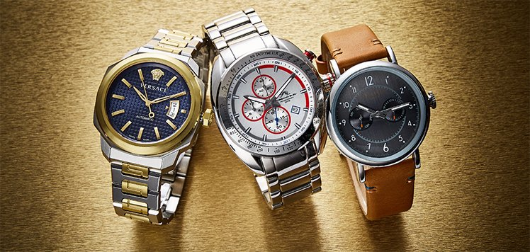 Up to 80% Off The Watch Gallery for Men