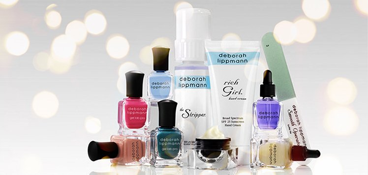 Deborah Lippmann: 50% Off Nail Polishes & More