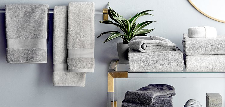 Up to 80% Off Towels