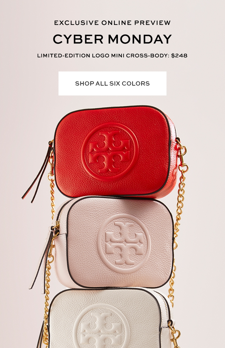 Cyber Monday Exclusive Online Preview - Limited Edition Logo Mini Cross-Body 9087484906ad5