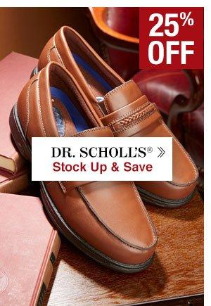 Shop Men's Dr.Scholl's Shoes!