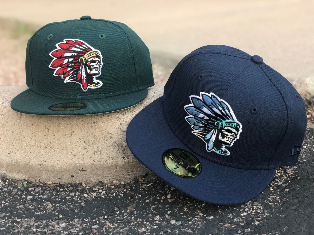 b53d2218916 Today we feature the Hat Club designed and Exclusive Skull Chief. Todays  colorways feature the Navy with teal