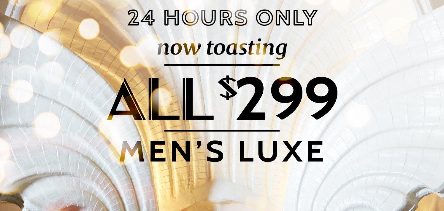 Men's Luxe