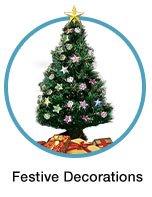 Shop Festive Decorations!