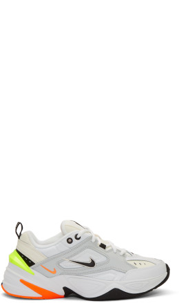 Nike - White M2K Tekno Sneakers