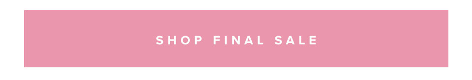 Take an EXTRA 20% OFF final sale with promo code CYBER20. Shop FInal Sale.