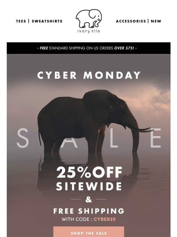 aa4b5b5afb54 Ivory Ella  25% Off Sitewide Plus FREE SHIPPING