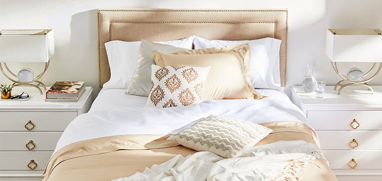 Up to 80% Off High-End Bedding