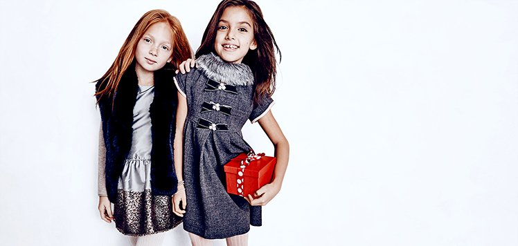 Up to 60% Off for Your Mini-Me