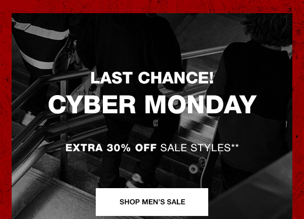 DC Shoes: Last Chance! Don't Miss This