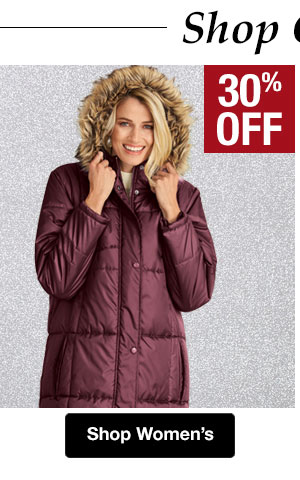 Shop Women's Coats!