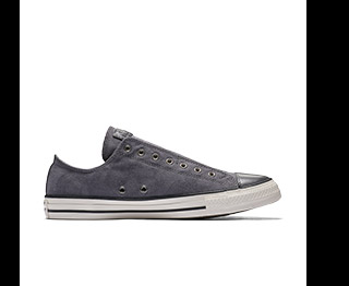 Shop Now: Chuck Taylor All Star Leather Slip Low Top